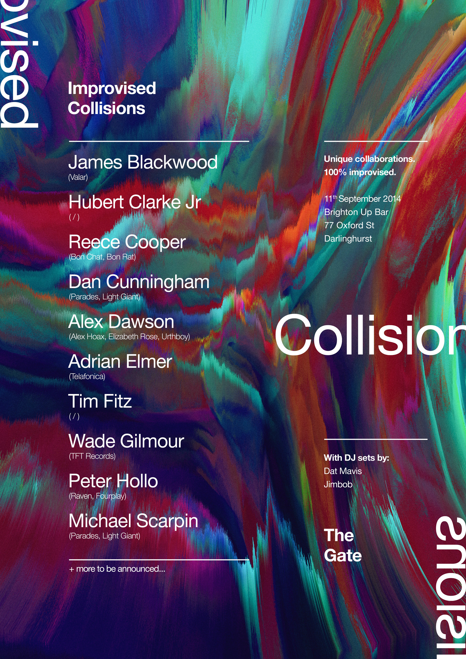 Improvised Collisions