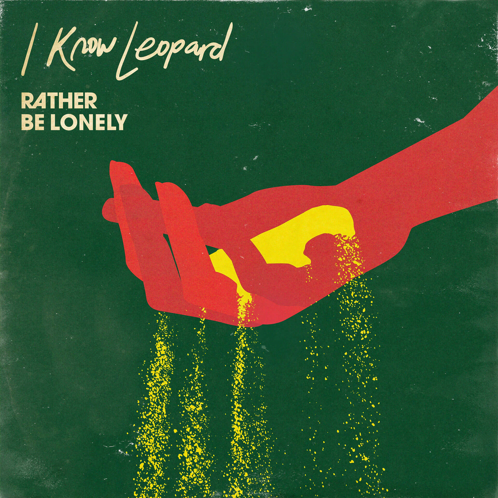 I Know Leopard – I Would Rather Be Lonely