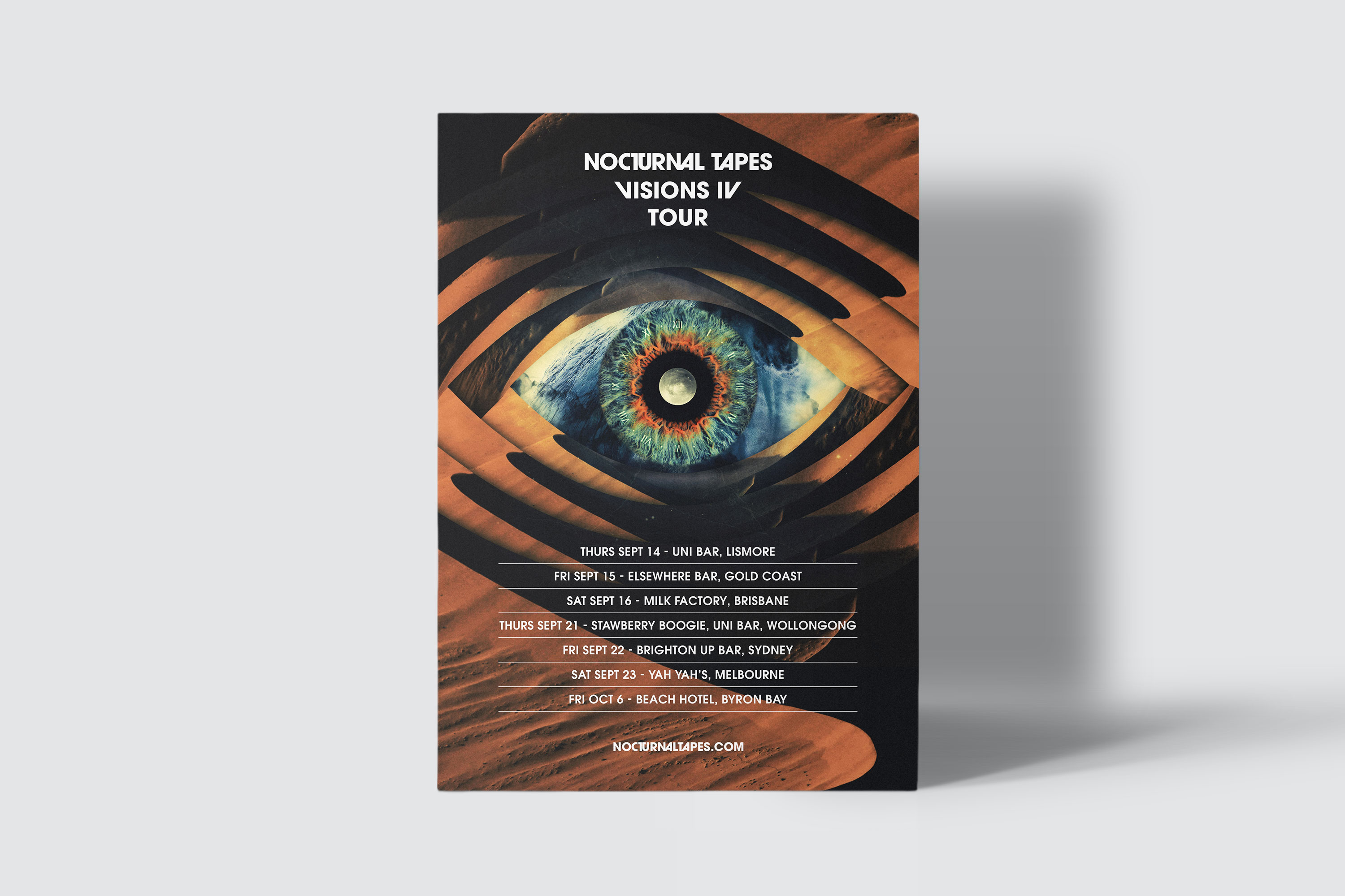Nocturnal-Tapes-Poster